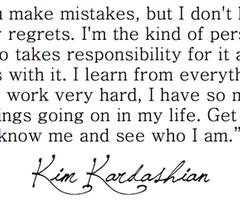 Kim K Quotes Tumblr ~ Pix For > Kim Kardashian Tumblr Quotes