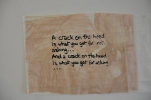 Emilie Mutter: Textile Artist