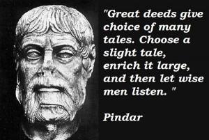 Pindar quotes 2