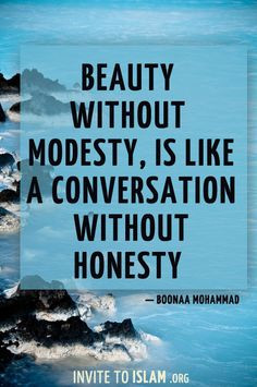 Modesty Quotes From Older Women