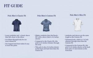 Ralph Lauren Polo Shirt Size Chart
