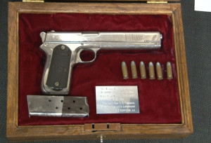 ... Outlaw's Pistol Found in Embalming Room After Her Gruesome Death