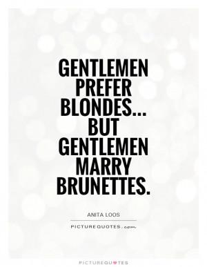 Blonde Quotes
