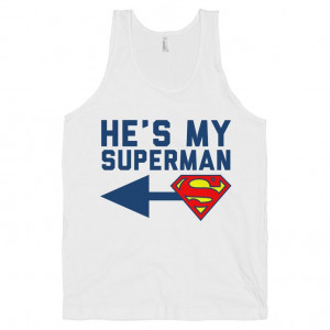 He's My Superman #superman #love #couples @Melissa Townsend