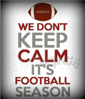 love me some football!