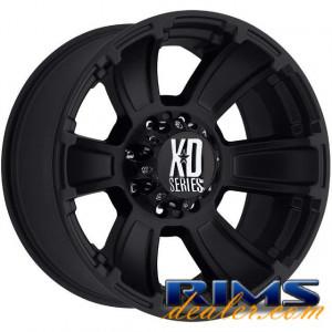Kmc Rockstar Rims And Tires