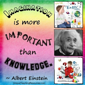 Albert Einstein Quotes : Download a free graphic and poster for this ...