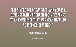 thank you quotes and sayings quotes and sayings of thank
