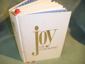 about THE JOY OF COOKING by MARION amp IRMA S ROMBAUER HC 1975 1982