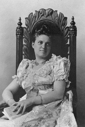 Anna Katharine Green, one of the great writers of detective fiction ...