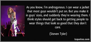 More Steven Tyler Quotes