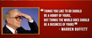 warren buffet network marketing
