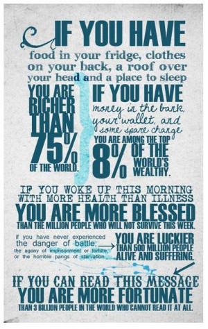 ... , Quotes, Be Grateful, So True, Reality Check, Stop Complaining