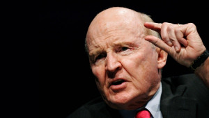 One of Jack Welch's famous quotes: