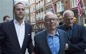 James Murdoch's BSkyB exit puts Rupert in firing line | Reuters