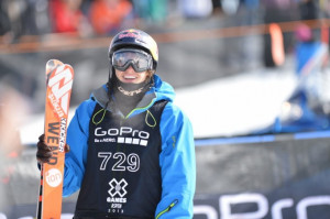 Nick Goepper Photo by Scott Clarke ESPN Images