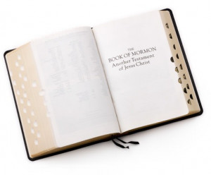 The Book of Mormon: Another Testament of Jesus Christ, is a record of ...