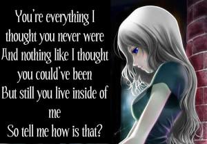sad anime quotes sad anime quotes sad anime quotes