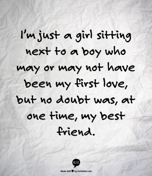 love quotes, relationship quotes, best friend quotes, I'm just a ...