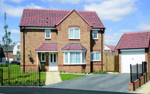 New Detached Houses in Tamworth