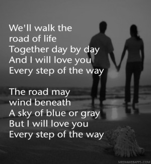Friends Walking Together Quotes We'll walk