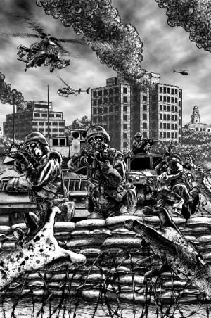Thread: World War Z Trailer