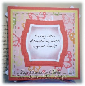 Swinging On A Swing Quotes Swinging bookmark