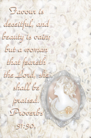 Bible Verses For Women Proverbs Who Can Find Virtuous Woman