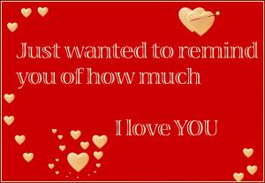 love-reminder