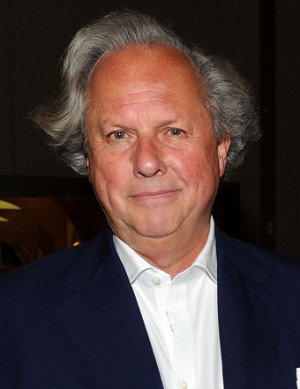 Graydon Carter at the Oxford Union 18th of January