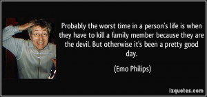 Bad Family Members Quotes
