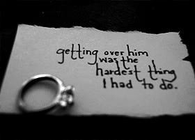 Goodbye Quotes For Him Getting over him quotes