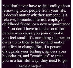 cutting off negative people quotes | boys&boutiques: Is the negative ...