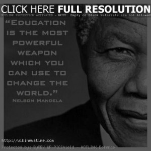 Nelson Mandela Quotes, Sayings and Wallpapers
