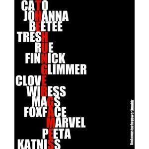 Hunger Games Fandom Name