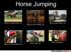 Horse Show Jumping Quotes Horse jumping quotes