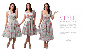 What Does A Size 4 Woman Look Like For the plus size woman