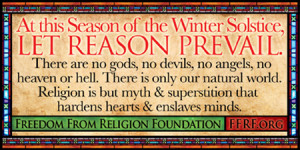 it's the solstice, let reason prevail