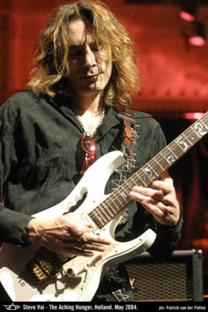 Inspirational Quote from Steve Vai: If you want to play...