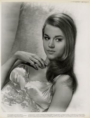 Jane Fonda Photo Portret picture