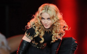 Madonna, stop embarrassing yourself!