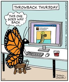 Throwback Thursday | This one goes way back #funny #throwback_thursday