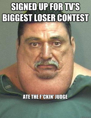 Biggest Loser Meme
