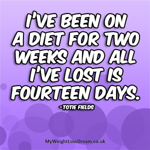 Weight Loss Quotes Funny