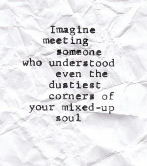 mixed up souls
