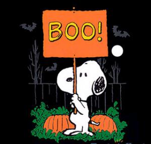 Hallow E'en Snoopy