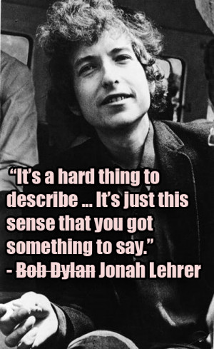 Bob Dylan Quotes and Sayings - Quotes Tree