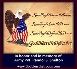 Army Private Shelton was a graduate of East Leyden High School in ...