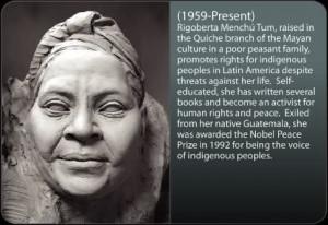 biography of rigoberta menchu