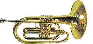 ... > Band & Orchestral > Mellophones > Schiller Mellophone Gold Lacquer